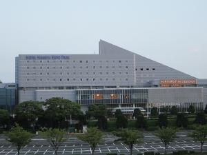 吹田市内のホテル阪急万博公園